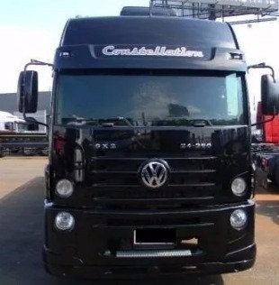 vw 24250  constellation bitruck 8x2 2011 / 2012