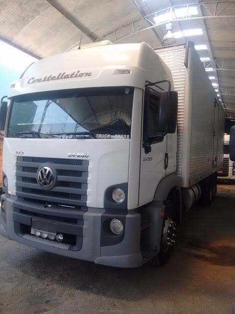 vw 24250 leito chassi
