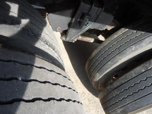 vw 24280, 2014, 4º eixo/bitruck, no chassi, ar condic. leito