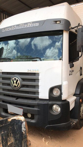 vw 24280 bitruck 8x2 ano 2013/14 no chassi.
