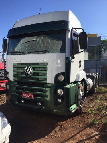 vw 25-370 constellation 6x2 tractor