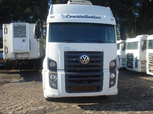 vw 25.320 constellation teto alto