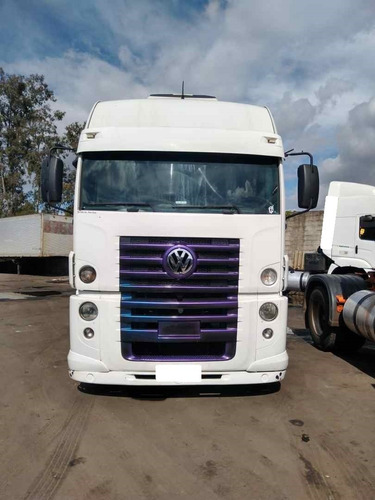 vw 25.370 6x2 - ano 2011 - motor volvo fh 440