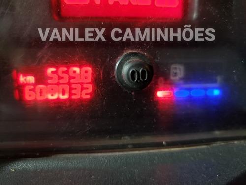 vw 25390 6x2 cabinado ñ 25420 fh volvo scania mb 25420
