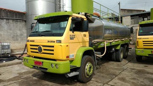 vw 26-260 ano:2007  truck/traçado no chassis r$97.900,00