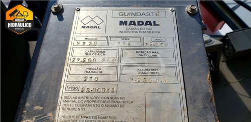 vw 26.310 / 2003 - guindaste madal 30ton