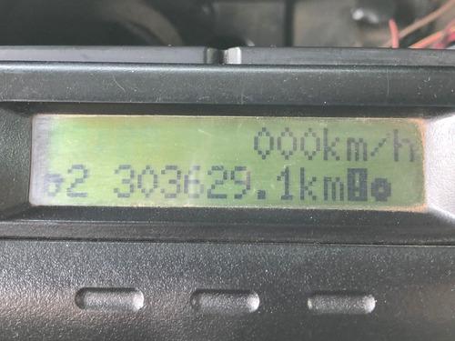vw 26420 6x4 cavalo traçado motor novo = cambio automático