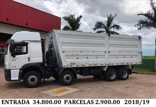 vw 30330 bitruck  2018/19 agricola