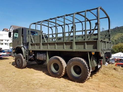 vw 31.320 6x6 militar