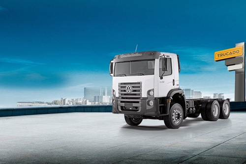 vw  31330 - 6x4 - chassi - 2020