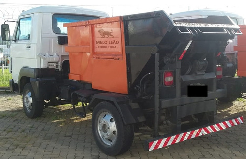 vw 5-150 e delivery - 15/15 - caçamba basculante 3m³