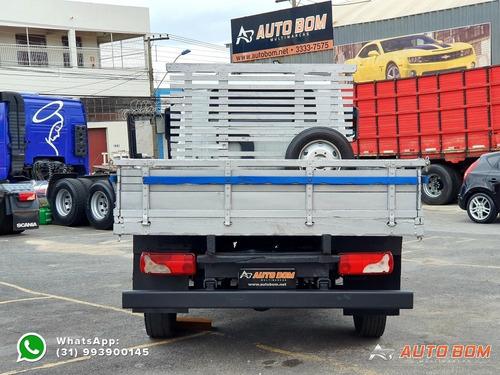 vw 5150 4x2 2012 / 2013 caminhão 3/4 muriçoca 5-150