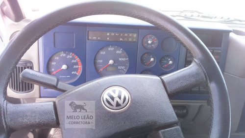 vw 7-110 - 04/04 - carroceria, com apenas 78.000 km rodados