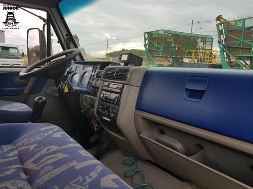 vw 8120 ano 2009 comboio lubrificante impacto / raridade.