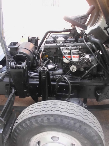 vw 8.140 bau refrigerado todo reformado motor mwm