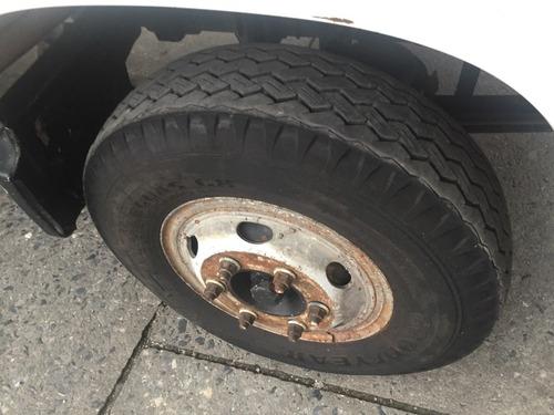 vw 8140 carroceria 1996 revisado pneus okm