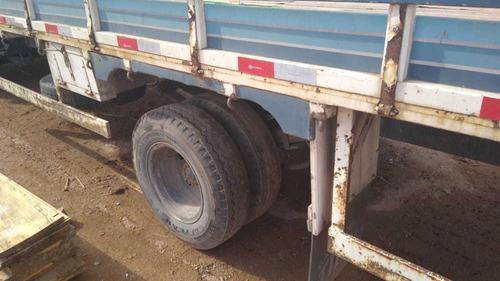 vw 8140 carroceria  de  6 metros ano 1998