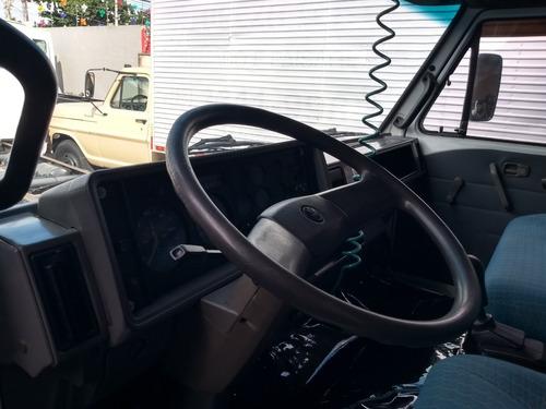 vw 8140 carroceria de madeira 1999