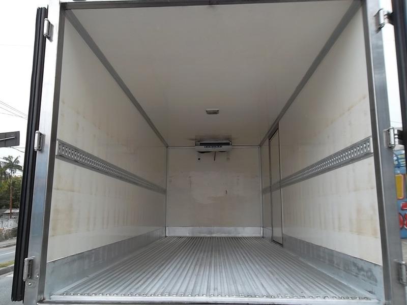 vw 8150 baú frigorifico 166000km único dono. 9150,10160,815
