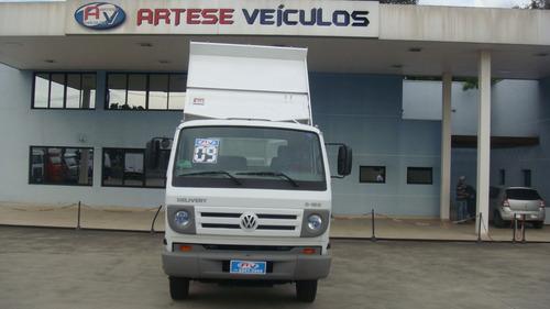 vw 8.150 delivery ano 2009/09 com basculante