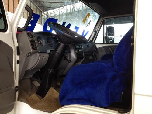 vw 8150 e delivery plus 2012 refrigerado -5° makema