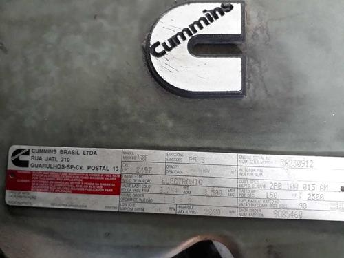 vw 8150 plus plataforma de guincho motor culmins ano 2011