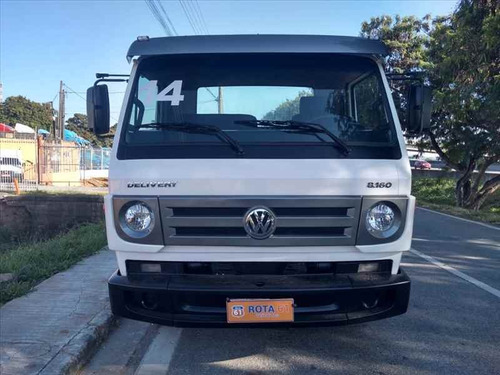 vw 8160 chassi, 2014!