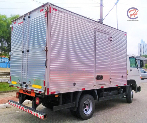 vw 8160 delivery plus