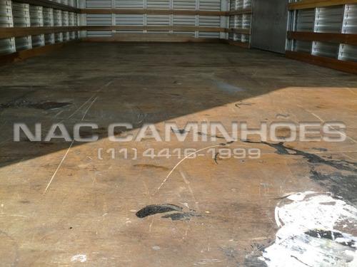 vw 8.160 drc 4x2 ano 2012/2012 bau 5,50 mts