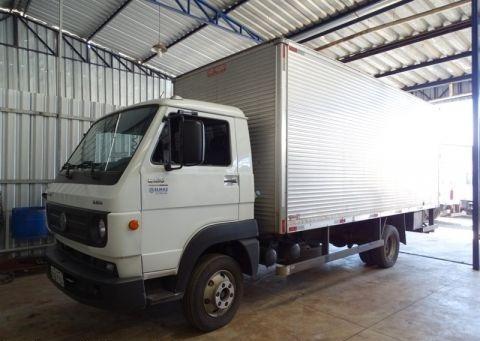 vw 8.160 working delivery 2013 / 2013 c/ bau  único dono