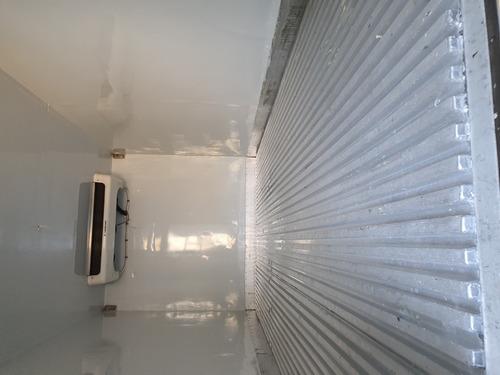 vw 9-150 4x2 baú refrigerado brf v500 thermo king 2011