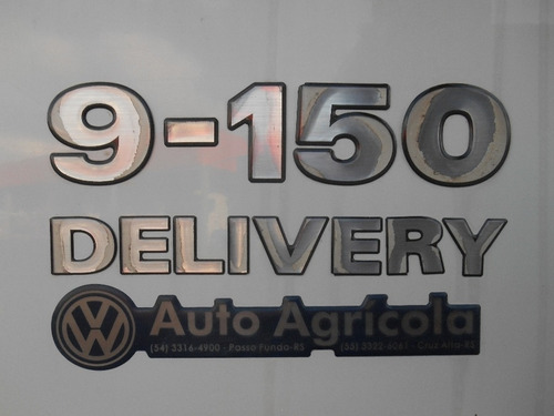 vw 9 150 delivery boiadeiro