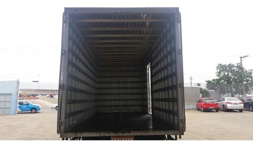 vw 9.150 delivery ano 2011/12 baú 6,20 x 2,40 x 2,60 metros