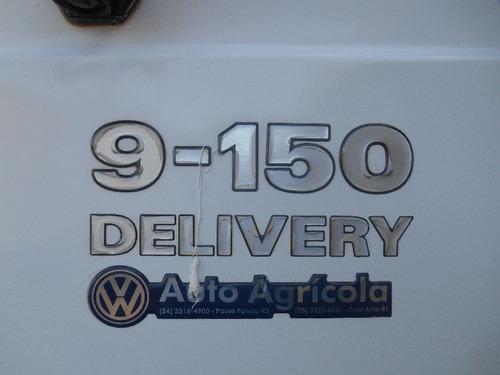 vw 9150 delivery baú