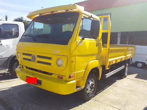 vw 9.150 e delivery 2011 carroceria makema