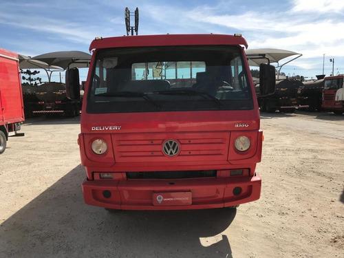 v.w - 9.160 delivery - carroceria - 2014/2014 - único dono