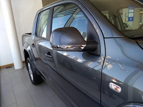 vw amarok 2.0 cd tdi 180cv 4x4 highline pack aut gris