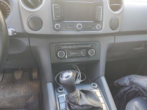 vw amarok cd diesel 2012