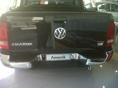 vw amarok confort  4x2 autom.my-18..180cv .