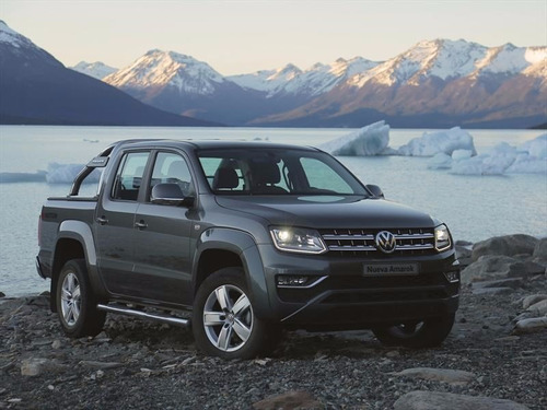 vw amarok confotline 4x2 at l 2017 okm ctdo 615000