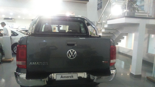 vw  amarok highline 2.0 tdi rl