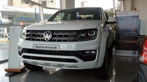 vw amarok highline 4x4 automatica 0km 2018 anticipo y cuotas