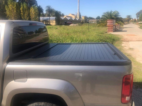 vw amarok highline 4x4 manual 2018 c/accesorios en garantia