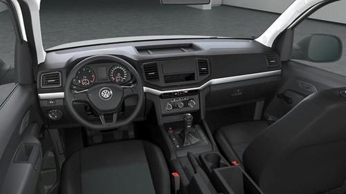 vw amarok s cs 2.0 diesel 4x4 manual 2019 0km