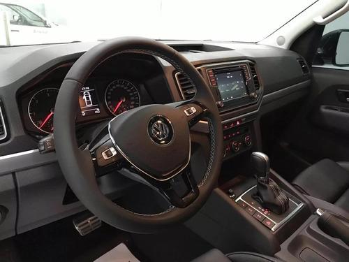 vw amarok v6 highline 0km volkswagen 4x4 automatica precio