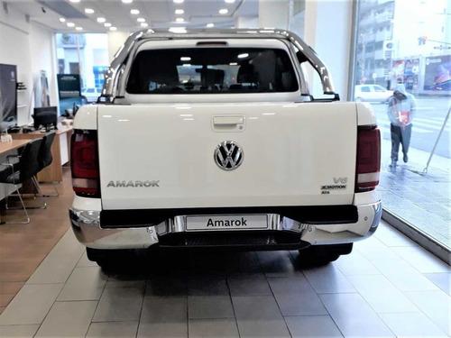 vw amarok v6 higline 4x4 258cv aut 0km 2020 volkswagen alra