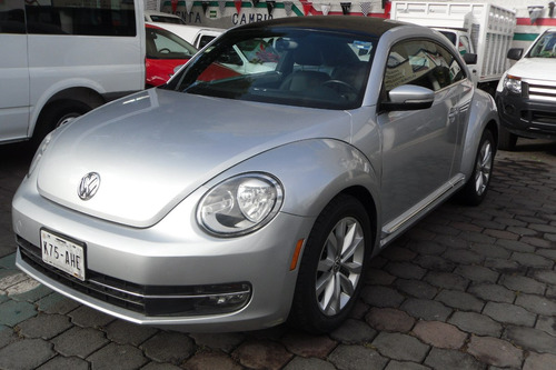 vw beetle sport automatico seminuevo!!