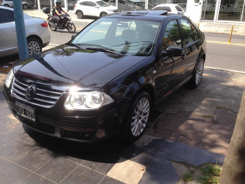 vw bora 1.8t highline cuero. manual primera mano particular