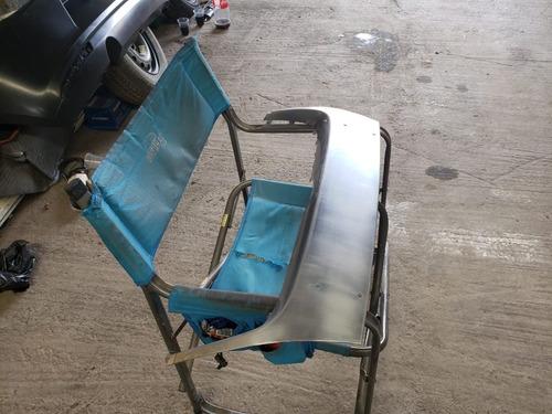vw bora sport style marco parrilla tipo aluminio cepillado