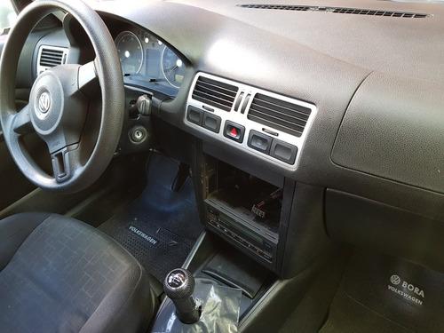 vw bora tdi 1.9 -mod sedan 4 puertas 2011 - excelente-dueño